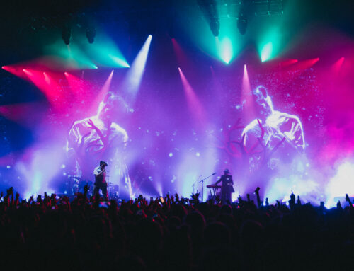 Utterly seamless IMAG effects for live concerts.